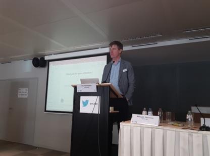 Jan Verheeke op Vleva event