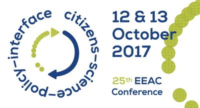 EEAC-Conference 2017: Towards the 2030 Agenda and beyond: European cooperation within a new citizens–science–policy–interface